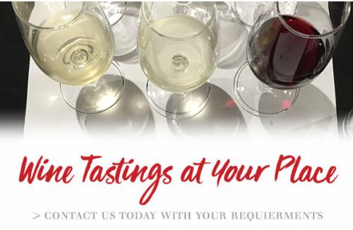 Bespoke Wine Tasting