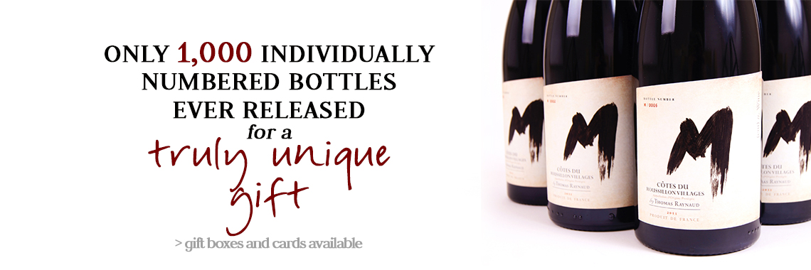 1000 numbered bottles