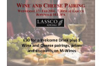 Wine and Cheese Pairing