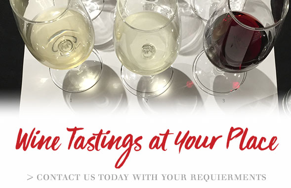 Wine Tastings at your place